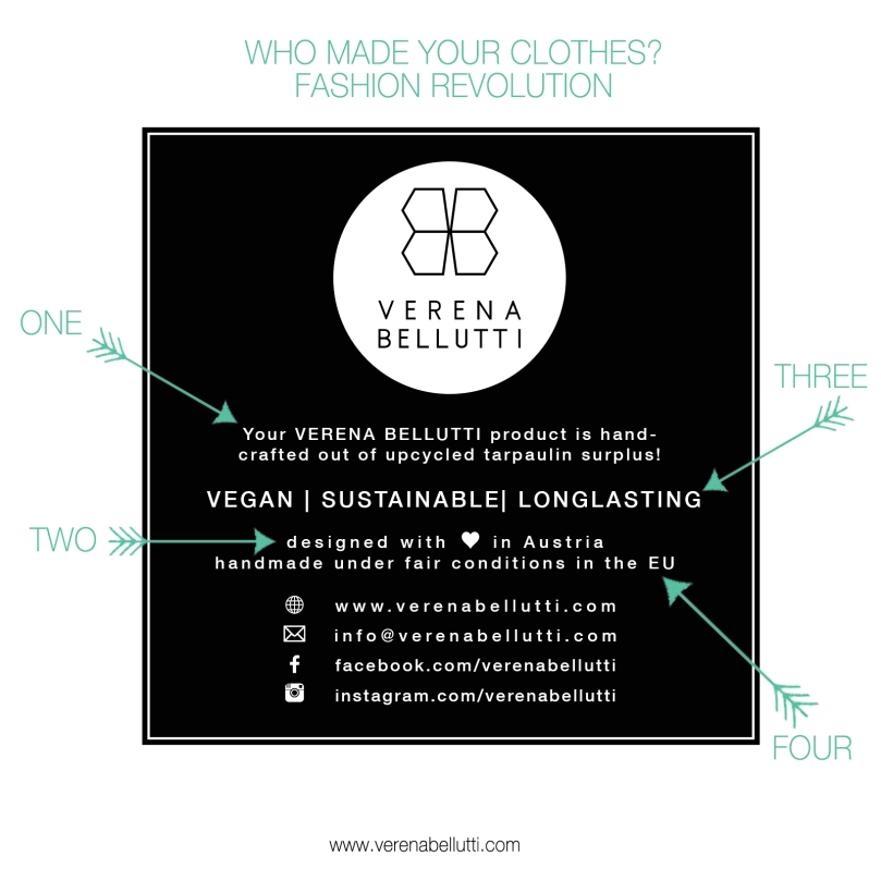 Verena Bellutti Label #whomademyclothes